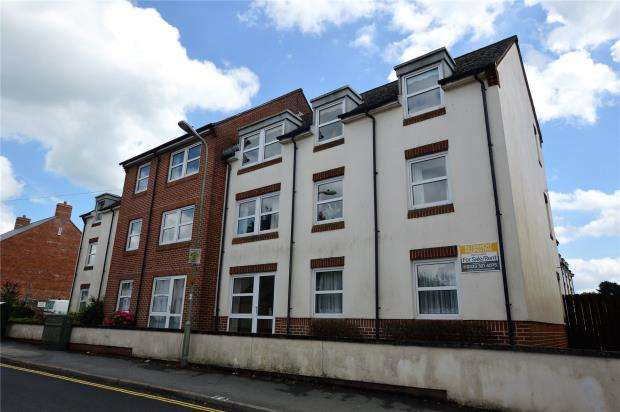 1 Bedroom Flat for sale in Homelace House, King Street, Honiton, Devon