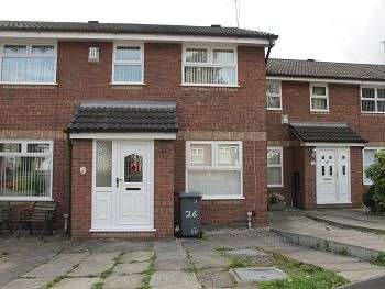 3 Bedrooms Town House for sale in Brackenwood, Croxteth Park, Livrpool