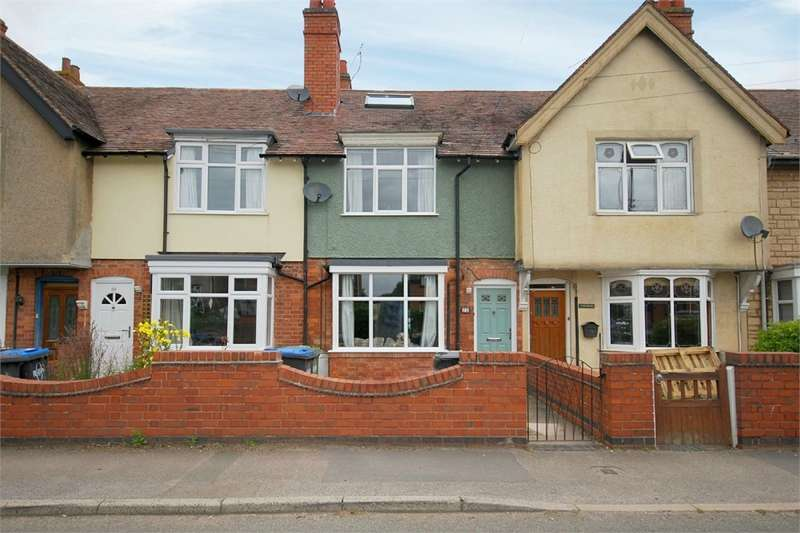 2 Bedrooms Terraced House for sale in School Street, Wolston, COVENTRY, Warwickshire