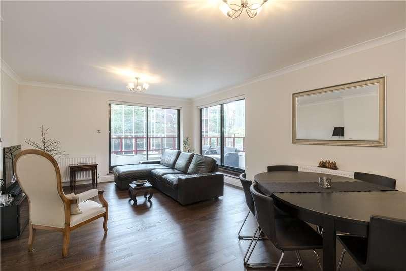 2 Bedrooms Flat for sale in Stuart House, 46 Windsor Way, London, W14