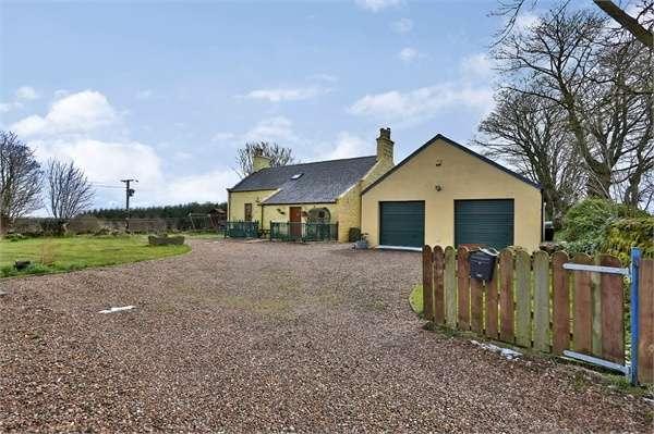 4 Bedrooms Detached House for sale in Fraserburgh, Strichen, Fraserburgh, Aberdeenshire