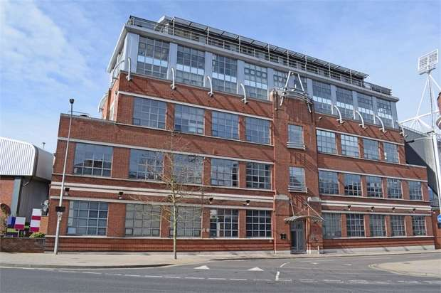 2 Bedrooms Flat for sale in Portman Road, Ipswich, Suffolk