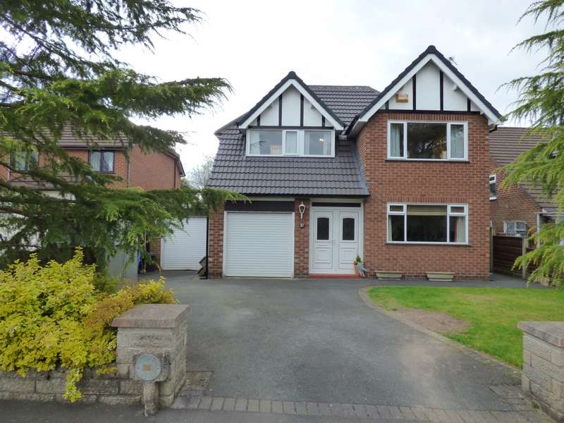 4 Bedrooms Detached House for sale in Laneside Drive Bramhall Stockport