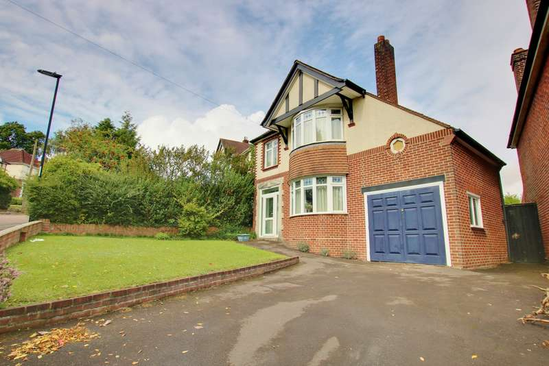 3 Bedrooms Detached House for sale in Bitterne, Southampton