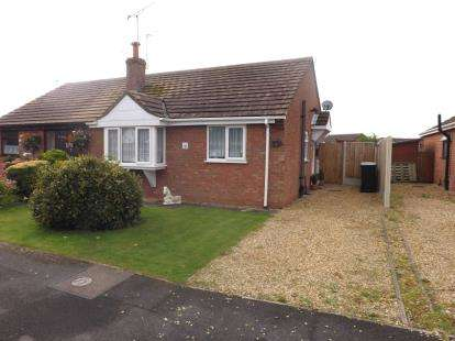 2 Bedrooms Bungalow for sale in Elmwood Drive, Ingoldmells, Lincolnshire
