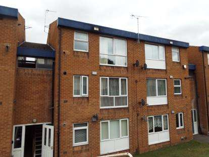 1 Bedroom Flat for sale in Queens Avenue, Gedling, Nottingham