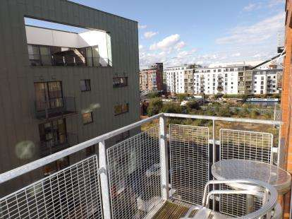 1 Bedroom Flat for sale in Sherborne Street, Birmingham, West Midlands