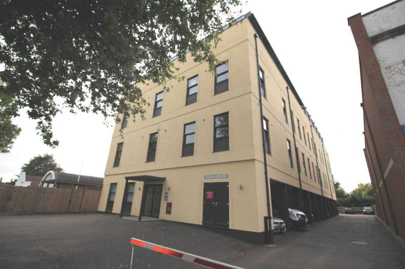 1 Bedroom Flat for sale in Iceni House, Witham