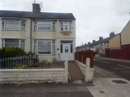3 Bedrooms Terraced House for sale in Blackhorse Lane, Liverpool, Merseyside, England, L13