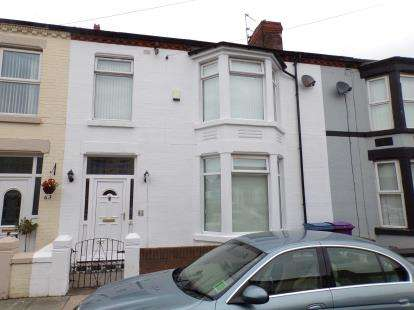 4 Bedrooms Terraced House for sale in Stalmine Road, Walton, Liverpool, Merseyside, L9