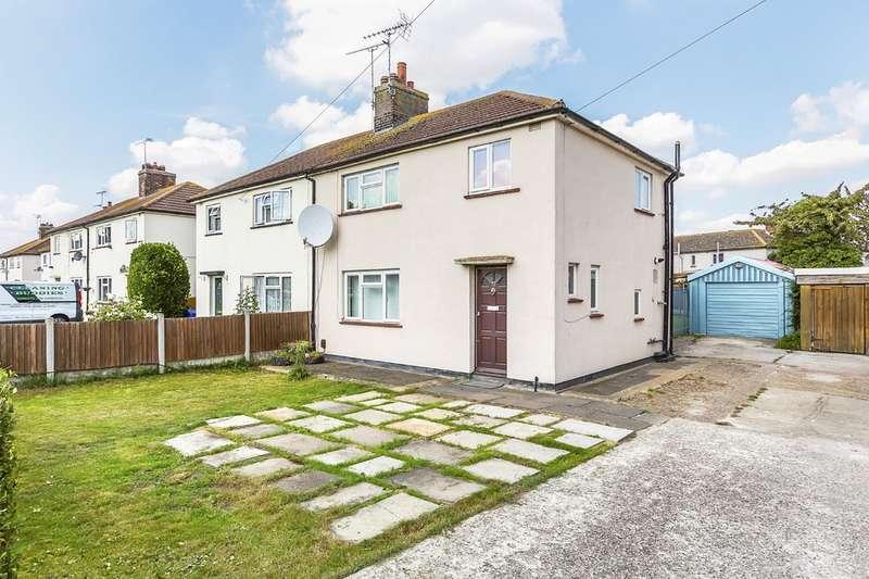 3 Bedrooms Semi Detached House for sale in Brennan Road, Tilbury