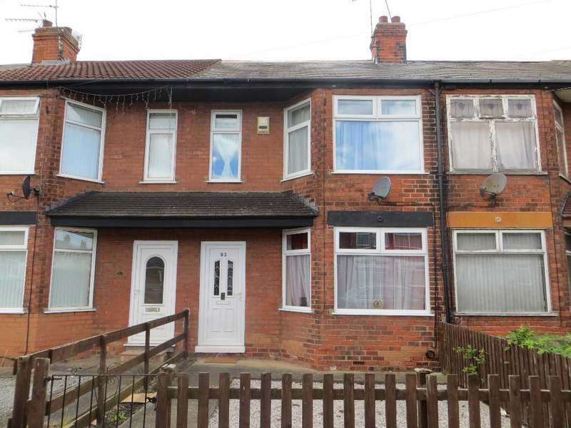 2 Bedrooms Terraced House for sale in Kirklands Road, Hull, East Riding of Yorkshire, HU5 5AS
