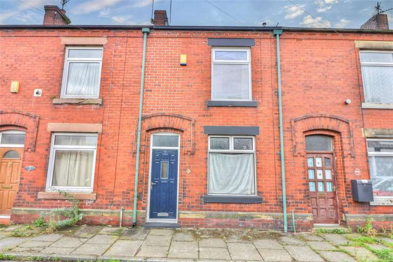 2 Bedrooms Terraced House for sale in Frances St, Hurstead, Rochdale, OL16 2SA