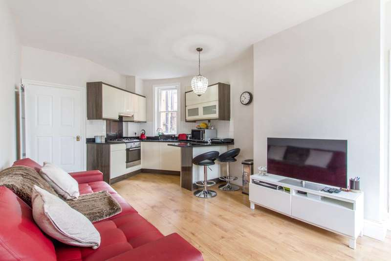 1 Bedroom Flat for sale in Fortune Green Road, West Hampstead, NW6