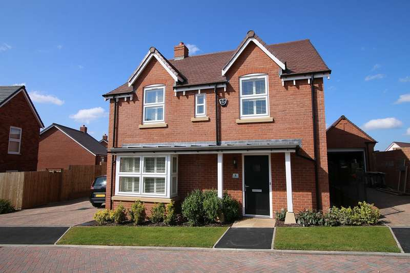 4 Bedrooms Detached House for sale in Dugdale Close, Hagley, Stourbridge, DY9