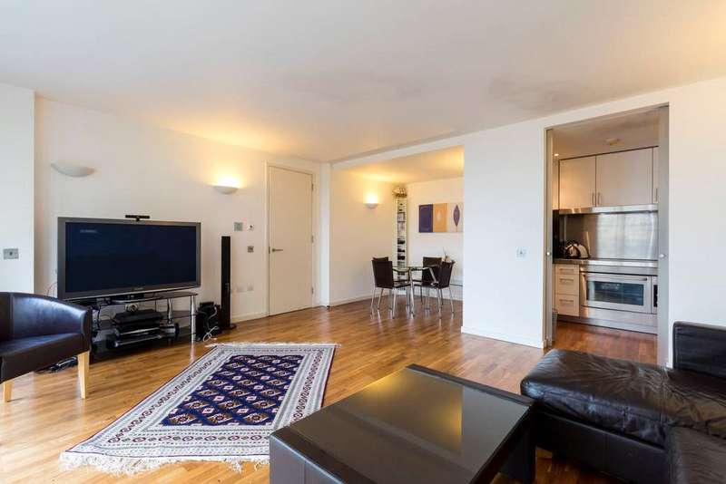 2 Bedrooms Flat for sale in New Providence Wharf, 1 Fairmont Avenue, London, E14