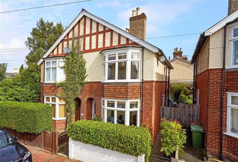 3 Bedrooms Semi Detached House for sale in Princes Street, Tunbridge Wells, Kent, TN2