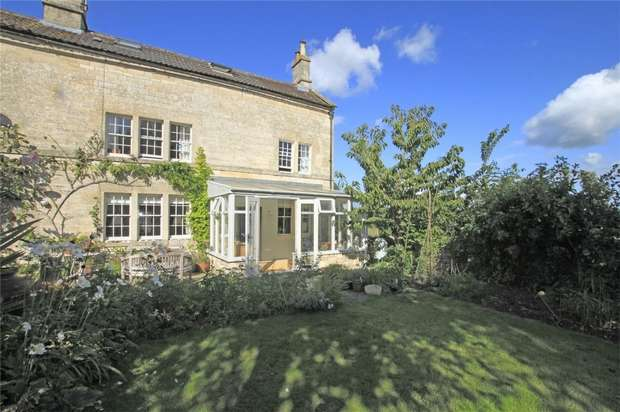 3 Bedrooms End Of Terrace House for sale in 1 Crown Court, Bradford on Avon, Wiltshire