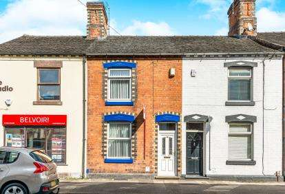 2 Bedrooms Terraced House for sale in Rowley Street, Stafford, Staffordshire
