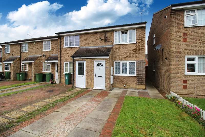 2 Bedrooms End Of Terrace House for sale in Fellcott Way, Horsham