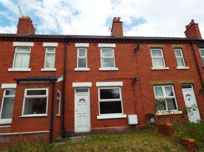 2 Bedrooms Terraced House for sale in Oakdale, Ponciau, Wrexham, Wrecsam, LL14