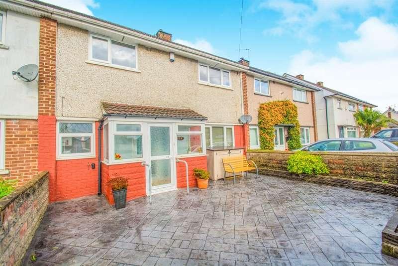 3 Bedrooms Terraced House for sale in Weston Road, Llanrumney, Cardiff