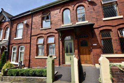 2 Bedrooms Terraced House for sale in Selous Rd, Witton, Blackburn, Lancashire