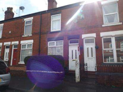 2 Bedrooms Terraced House for sale in Celtic Street, Offerton, Stockport, Cheshire