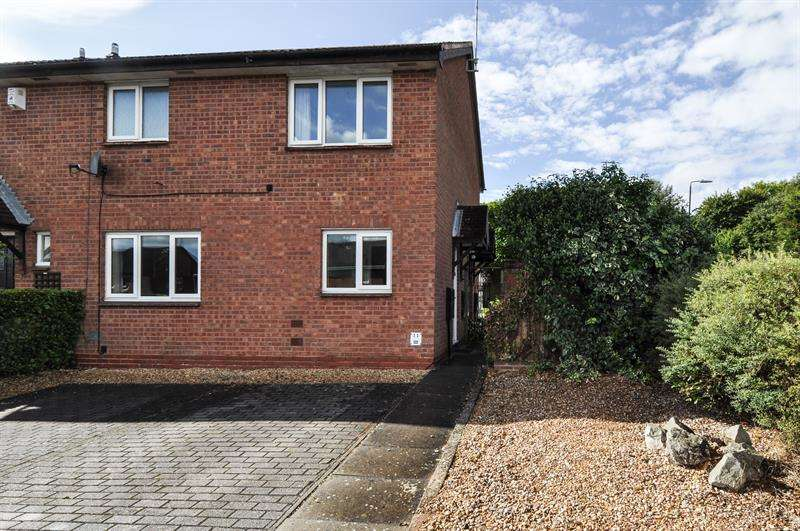1 Bedroom Mews House for sale in Tidbury Close, Redditch