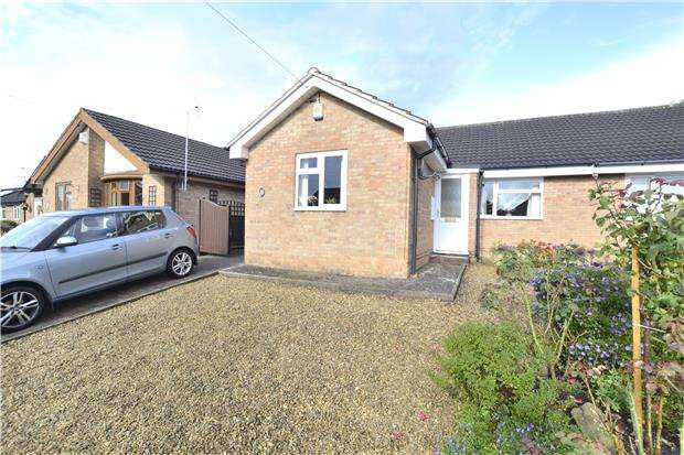 3 Bedrooms Semi Detached Bungalow for sale in Meerstone Way, Abbeydale, GLOUCESTER, GL4 5EP