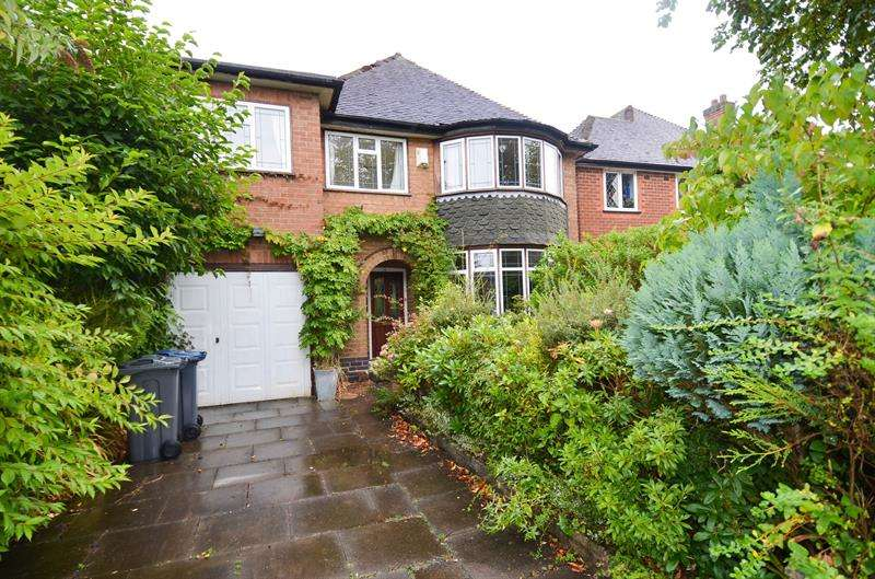 4 Bedrooms Detached House for sale in Chesterwood Road, Kings Heath, Birmingham