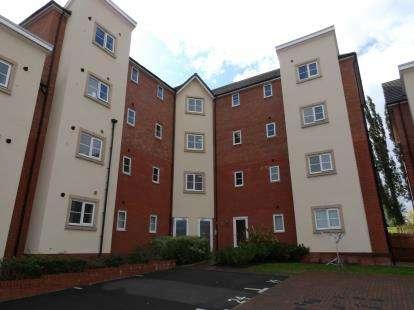2 Bedrooms Flat for sale in Herbert James Close, Smethwick, West Midlands