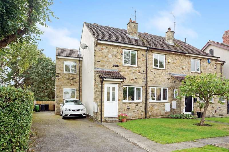 3 Bedrooms End Of Terrace House for sale in Grasmere Drive, Wetherby, LS22 6GP