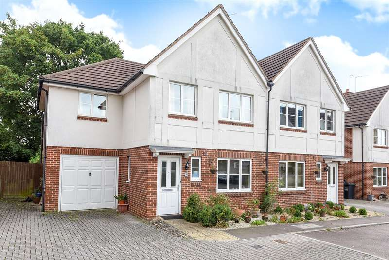 4 Bedrooms Semi Detached House for sale in Nursery Close, Watford, Hertfordshire, WD19