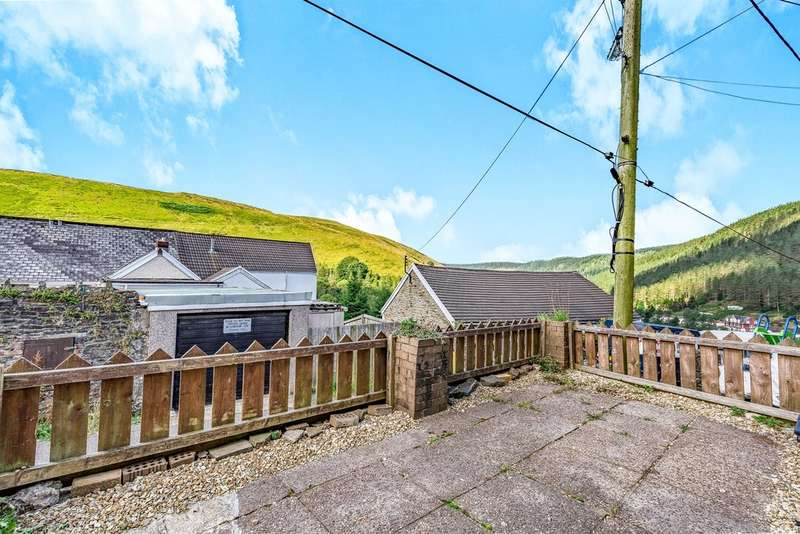 2 Bedrooms End Of Terrace House for sale in Caroline Street, Blaengwynfi, Port Talbot