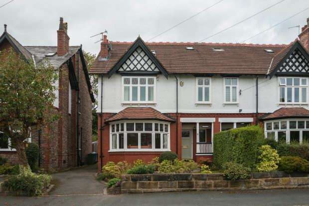 5 Bedrooms Semi Detached House for sale in Lindop Road, Hale