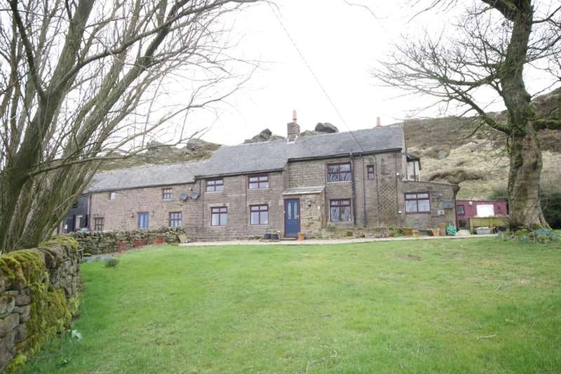 9 Bedrooms Farm House Character Property for sale in Quarnford, Buxton, Staffordshire, SK17