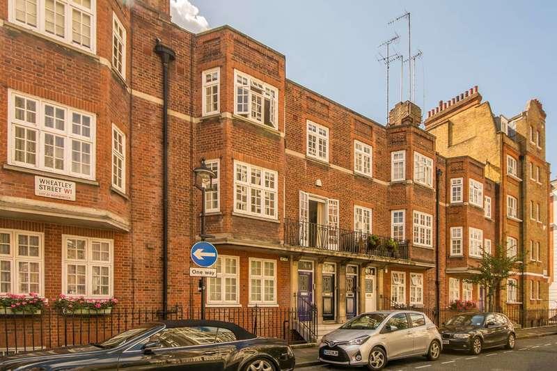 2 Bedrooms Flat for sale in Wheatley Street, Marylebone, W1G