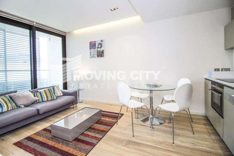 1 Bedroom Flat for sale in ArtHouse, 1 York Way, Kings Cross, N1C