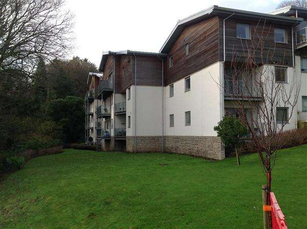 2 Bedrooms Apartment Flat for sale in Woodland View, DUPORTH, St Austell