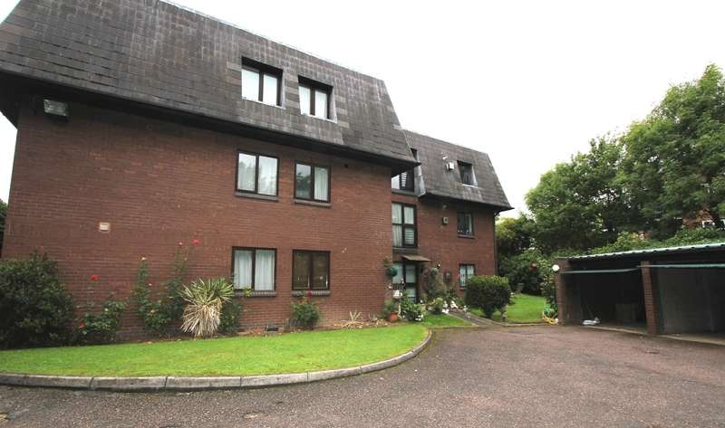 2 Bedrooms Ground Flat for sale in Greville Lodge, Broadhurst Avenue, Edgware, Greater London. HA8 8TL