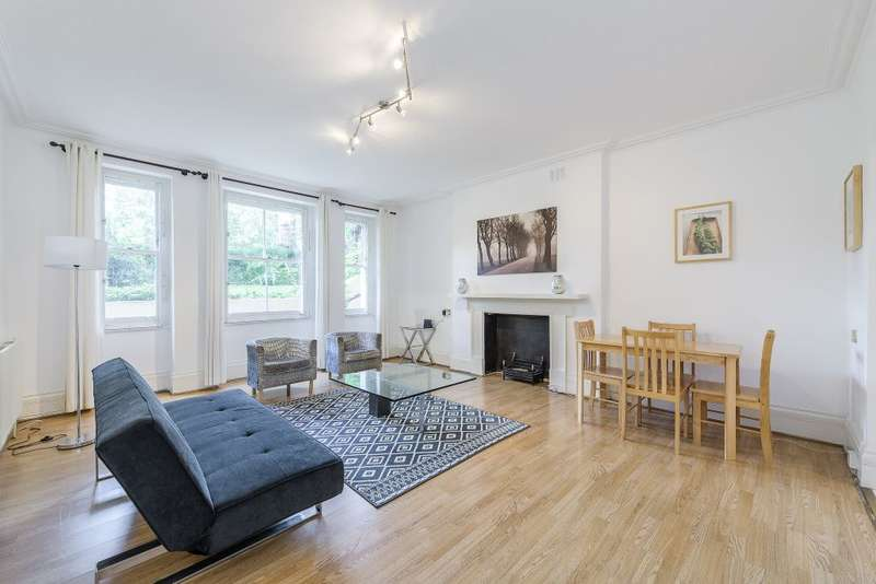 2 Bedrooms Flat for sale in Maida Avenue, London, W2