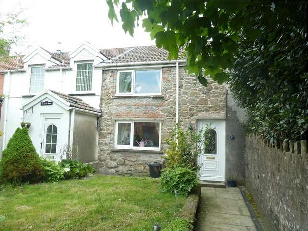 3 Bedrooms End Of Terrace House for sale in Talbot Terrace, Maesteg, Maesteg, Mid Glamorgan