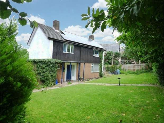 4 Bedrooms Detached House for sale in The Avenue, Tiverton, Devon