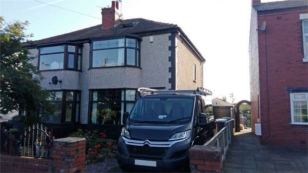 3 Bedrooms Semi Detached House for sale in Staining Road, Blackpool, Lancashire