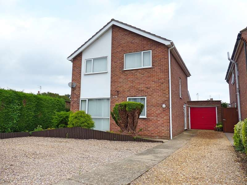 4 Bedrooms Detached House for sale in Charles Road, Whittlesey, Peterborough, PE7 2RG