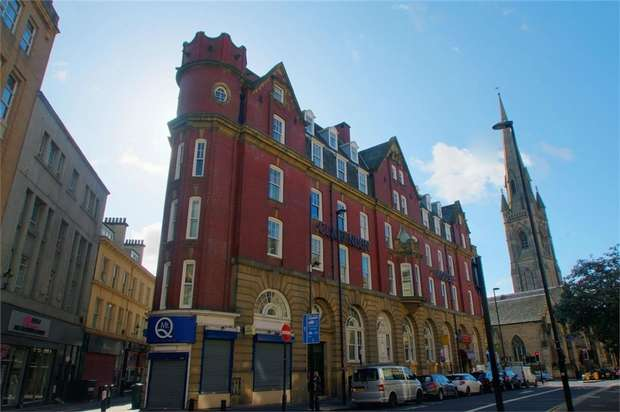 1 Bedroom Flat for sale in Clarendon House, Newcastle Upon Tyne, Tyne and Wear, UK