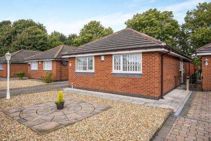 2 Bedrooms Bungalow for sale in Pool House Court, Ingol, Preston, Lancashire