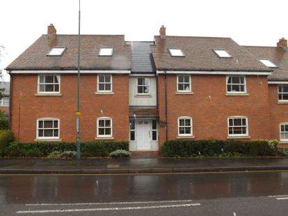 2 Bedrooms Flat for sale in New Road, Solihull, West Midlands