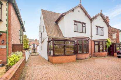 3 Bedrooms Semi Detached House for sale in Mere Road, Blackpool, Lancashire, FY3